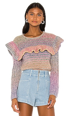Yumi Pullover LoveShackFancy $425 NEW ARRIVAL