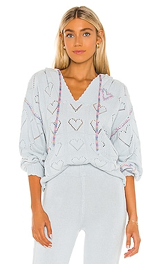 SWEAT À CAPUCHE MEARA LoveShackFancy $365