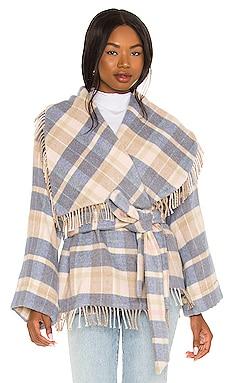 Harrison Wrap Jacket LoveShackFancy $695