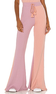 Flores Pant LoveShackFancy $255 NEW