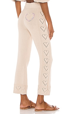 PANTALON TORO LoveShackFancy $245