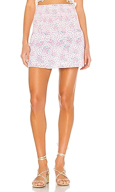 Misty Skirt LoveShackFancy $172