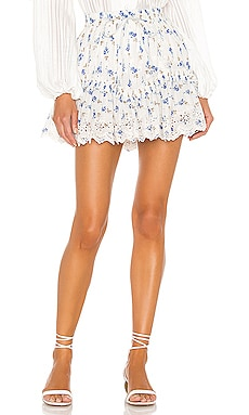 Becca Skirt LoveShackFancy $295