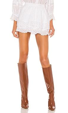 Toya Skirt LoveShackFancy $245