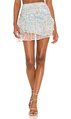 Como Skirt LoveShackFancy $207