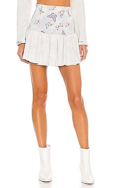 Desta Skirt LoveShackFancy $225