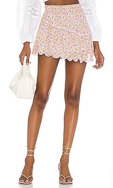Memphis Skirt LoveShackFancy $255