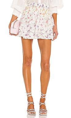 Abrielle Skirt LoveShackFancy $265