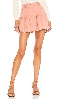 Dock Skirt LoveShackFancy $275 NEW