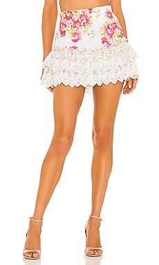 Cairo Skirt LoveShackFancy $285