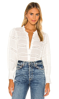 Rochelle Top LoveShackFancy $275 NEW