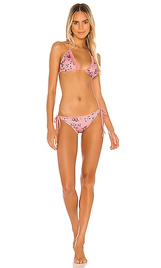 Harbor Bikini Set LoveShackFancy $195