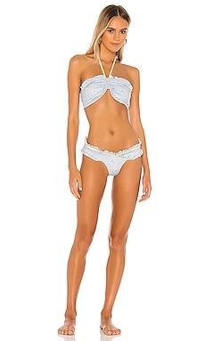 Jewel Bikini Set LoveShackFancy $158
