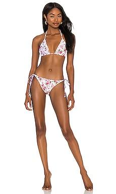 Harbor Bikini Set LoveShackFancy $195 NEW
