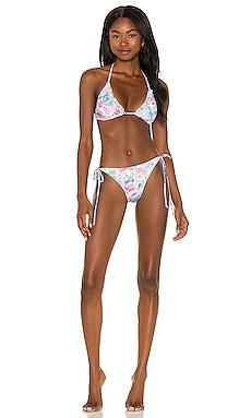Harbor Bikini Set LoveShackFancy $137