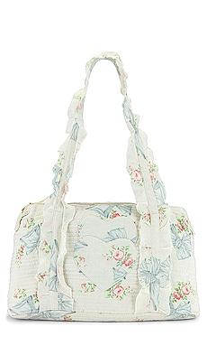 Davie Duffle Bag LoveShackFancy $265