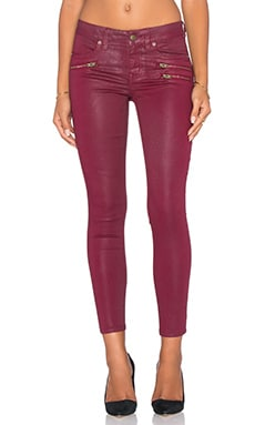 Level 99 Paris Skinny in Merlot