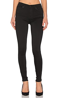 Level 99 Tanya High Rise Ultra Skinny in Forever Black