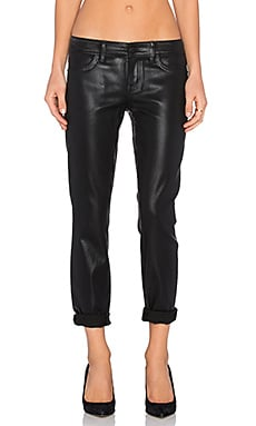 Level 99 Jane Slouchy Skinny in Forever Black Starless