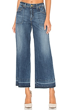Ginger Wide Leg Jean