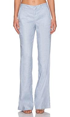 Level 99 Mina Trouser in Blue Fog