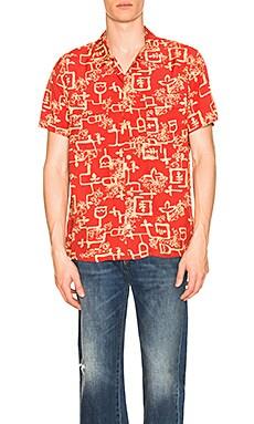 1940's Hawaiian Shirt LEVI'S Vintage Clothing $195