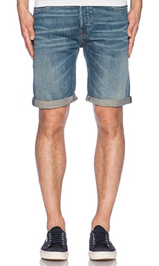 LEVI'S: Made & Crafted Shuttle Shorts in Stencil