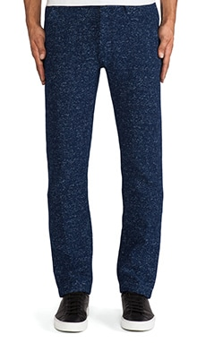 LEVI'S: Made & Crafted Spoke Chino in Indigo Knit Melee