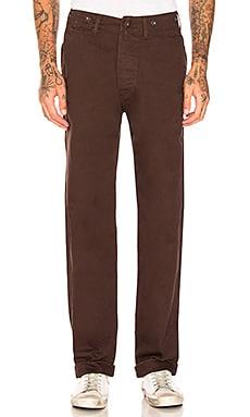 Купить Брюки 1920 - LEVI'S Vintage Clothing, Слаксы и Саржа, Турция, Коричневый
