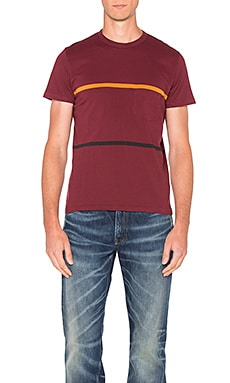 Повседневная полосатая футболка 1960's - LEVI'S Vintage Clothing