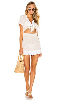 MINIVESTIDO SMALL TOWN GIRL lovewave $111