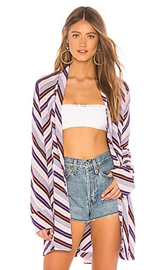 The Kallie Robe lovewave $72