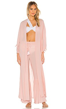 The Hallie Maxi Robe lovewave $84