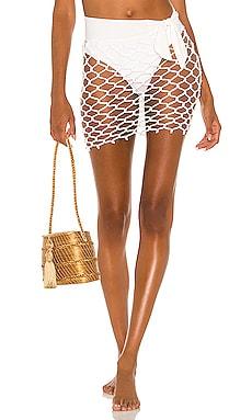 the Alisa Skirt lovewave $168 NEW