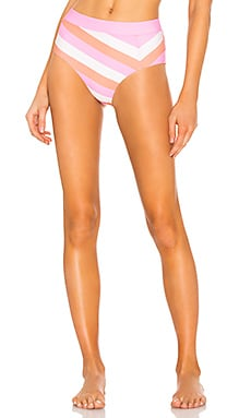 Niles High Waist Bottom lovewave $98