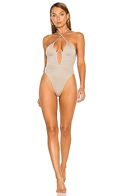 The Driza One Piece lovewave $158 NEW