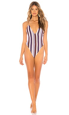 The Morand One Piece lovewave $84 (FINAL SALE)