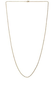 Lisa Freede Bella Necklace in Antique Gold