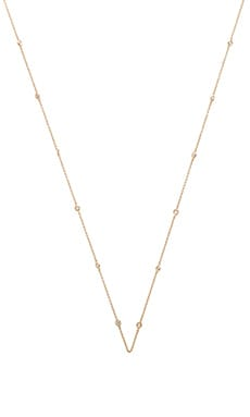 Diamonds by the Yard Necklace in Yellow Gold