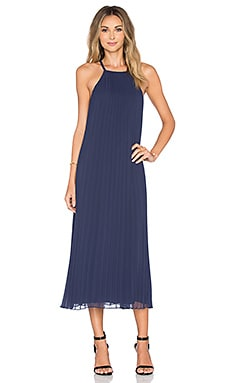 Likely Chester Dress in Navy