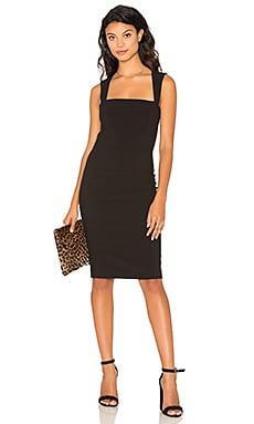 La Brea Dress in Black
