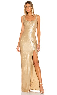 Mineo Gown LIKELY $398