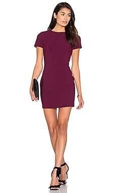 Manhattan Dress in Plum