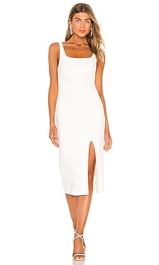 Gisela Crystal Trim Dress LIKELY $278
