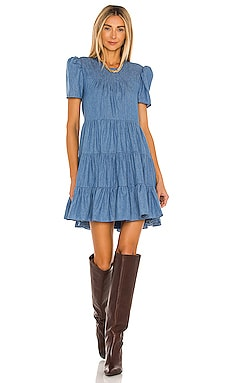 River Chambray Dress LIKELY $228