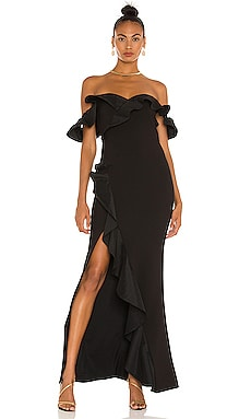 Taffeta Miller Gown LIKELY $398 NEW