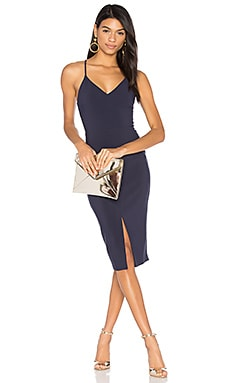 Brooklyn Dress in Navy