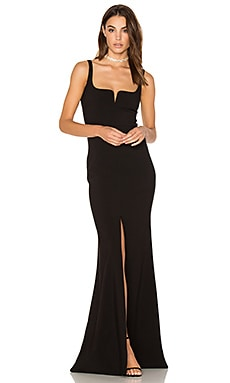 Constance Gown in Black