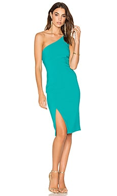 Helena Dress in Turquoise