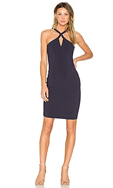 Charles Dress in Navy